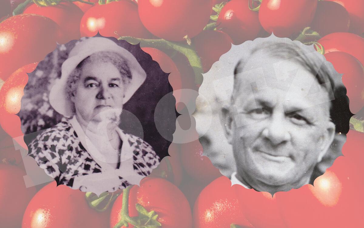 Waarom Johan Egbert Mezas niet bij zijn moeder at…